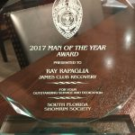 2017 Shomrim Man of the Year Award